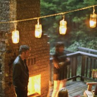 Jam Jar&nbsp;Lanterns