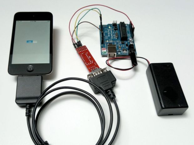 Connect an iPhone, iPad, or iPod touch to Arduino with the Redpark Serial&nbsp;Cable