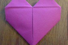 Origami Valentine&nbsp;Heart