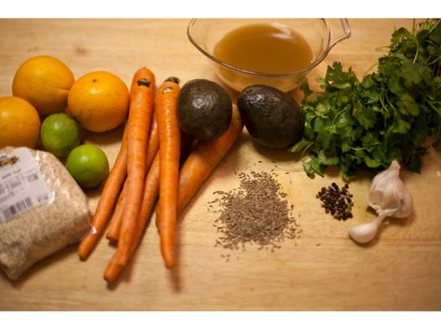 Vegan Quinoa Salad