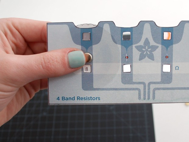 Adafruit Resistor Helper