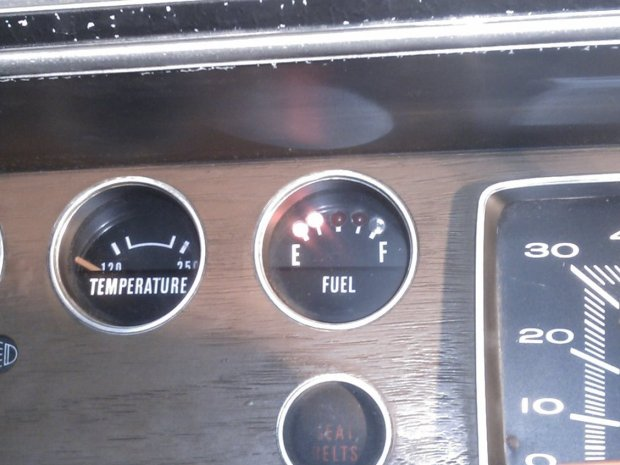 Arduino LED Fuel Gauge