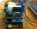 Arduino Temp / Humidity Monitor with Web and SNMP