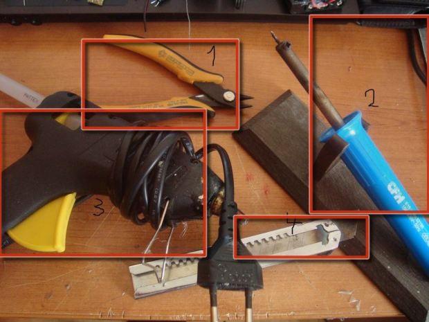 High-Power Blinking LED