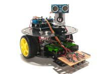 Build the Rovera 2WD&nbsp;Robot