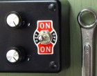 Optical Tremolo Box