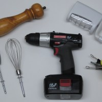 Making Cooking More Fun by Adding Power&nbsp;Tools