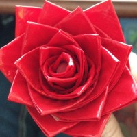 Duck Tape&nbsp;Rose