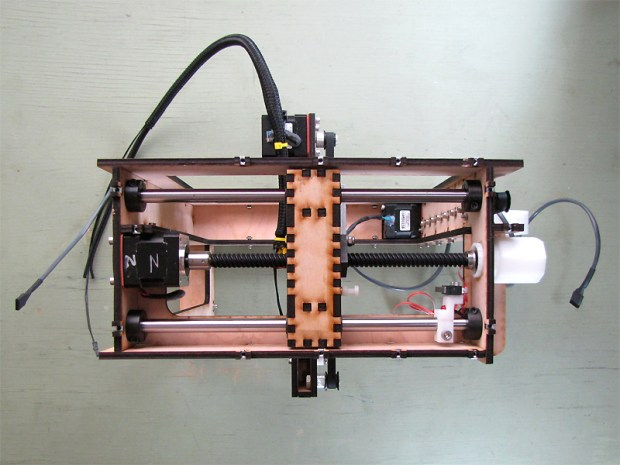 The MakerGear Mosaic 3D Printer &#8211; Part IV: The&nbsp;Z-Axis