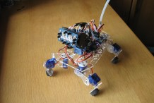 Playful Puppy Robot