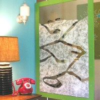 Ant Farm Room Divider