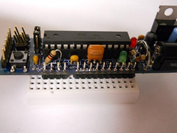 DC Boarduino (Arduino Clone)Kit