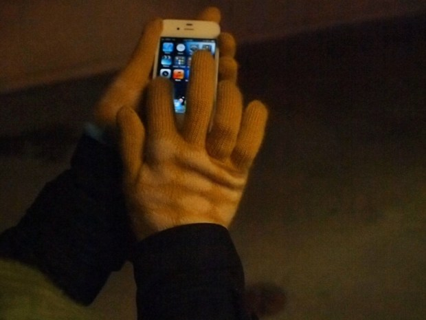iPhone Gloves