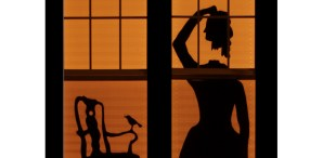 Haunted House&nbsp;Silhouettes