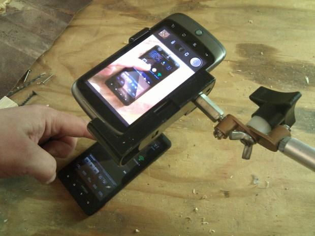 Mobile Document CameraStand