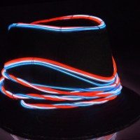 EZ-EL Wire 4th of July&nbsp;Hat