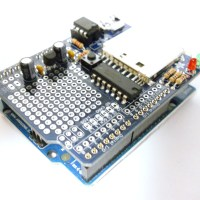 Arduino Data-Logging Shield Kit