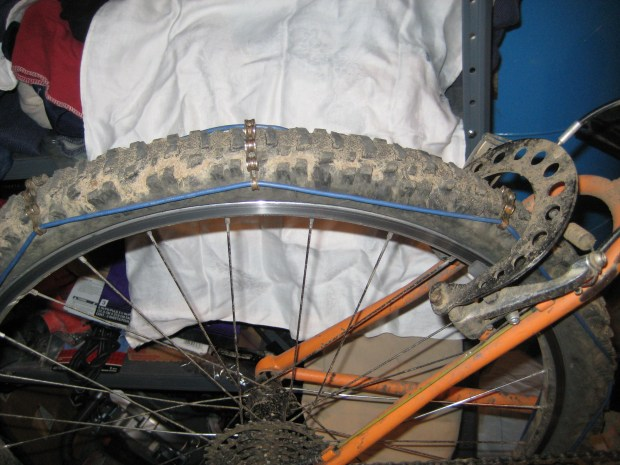 Studded Bicycle Tires andChains