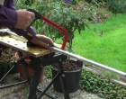 Bike-Portable Workbench