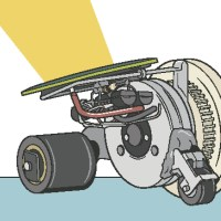 Solarroller BEAM Race&nbsp;Car