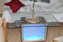 Vintage TV Coffee&nbsp;Table
