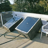 Solar Hybrid Hot&nbsp;Tub