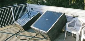 Solar Hybrid HotTub