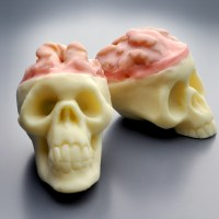 Halloween Skull&nbsp;Truffles