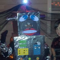 She-Bot&nbsp;Costume