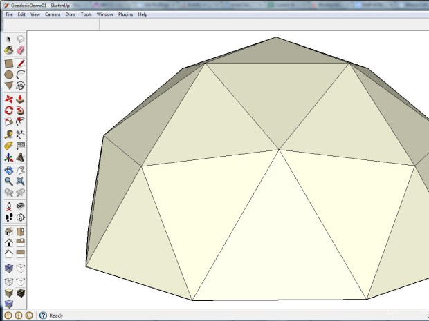 Paper Items with SketchUp and Pepakura