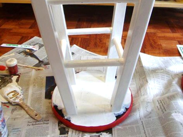 How-To: Mushroom Stool