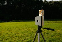 Pinhole Panoramic Camera
