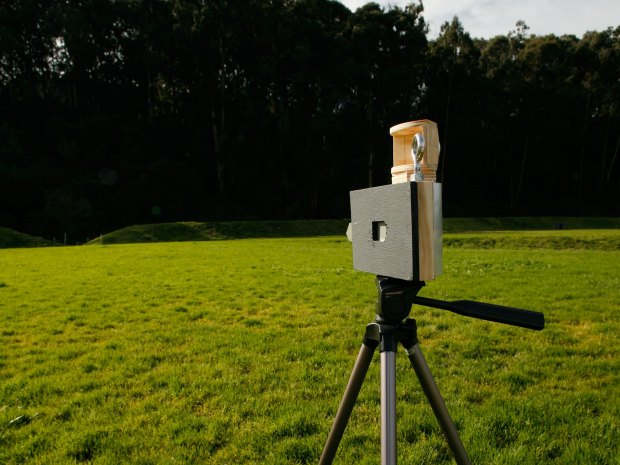 Pinhole Panoramic&nbsp;Camera