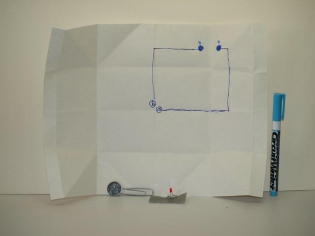 Electronic Origami