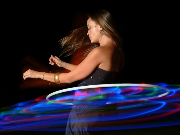 LED Hula&nbsp;Hoop
