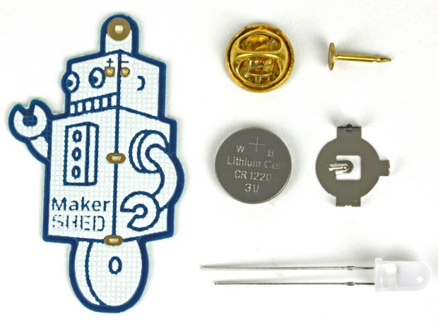 Make: Electronic Skill Badge