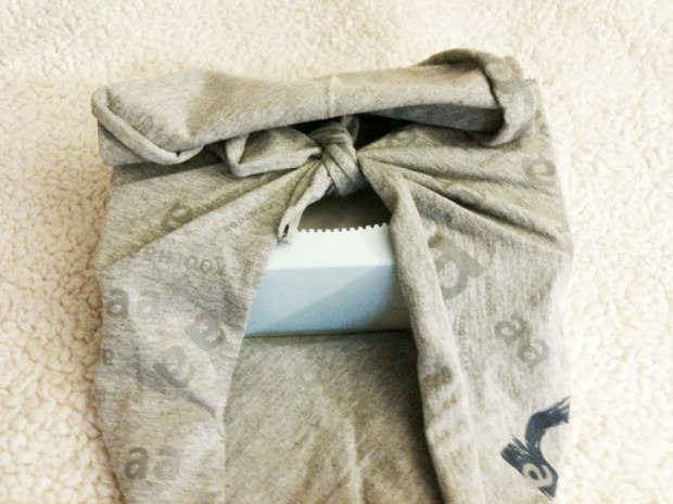 Hankie Tissue Box Cover