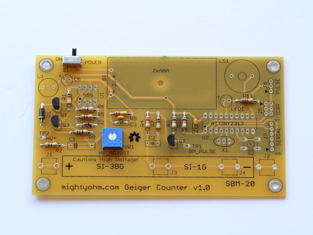 Geiger Counter Kit