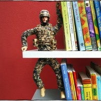War and Peace&nbsp;Bookend