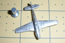 Omni-Stand Tutorial for 1/300 scale P51D Mustang