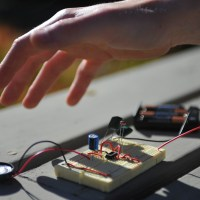 Light&nbsp;Theremin