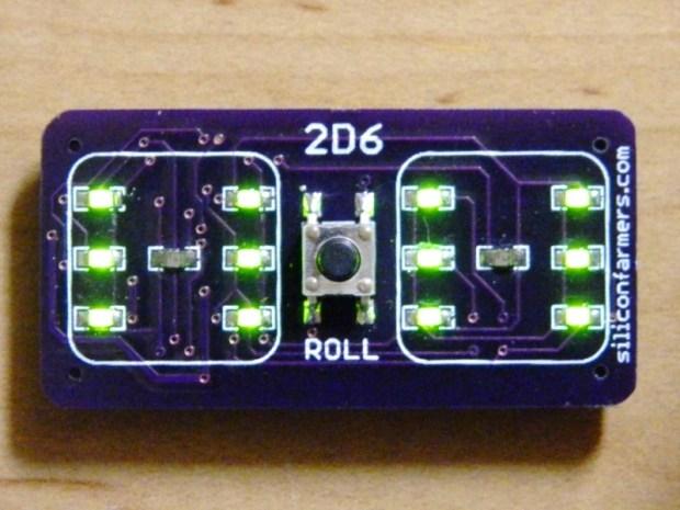 2D6 SMT Dice
