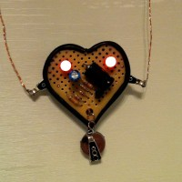 Beating Heart Pendant