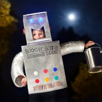 Robot Halloween&nbsp;Costume