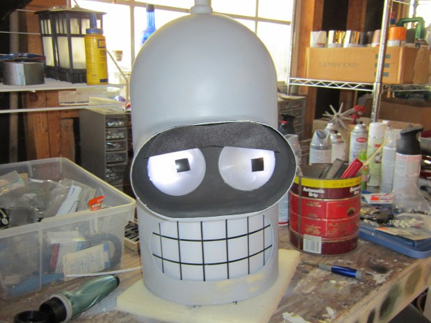 My Bender Build