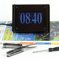 Build a Monochron Clock&nbsp;Kit