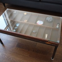 Make a Typecase into a Coffee Table