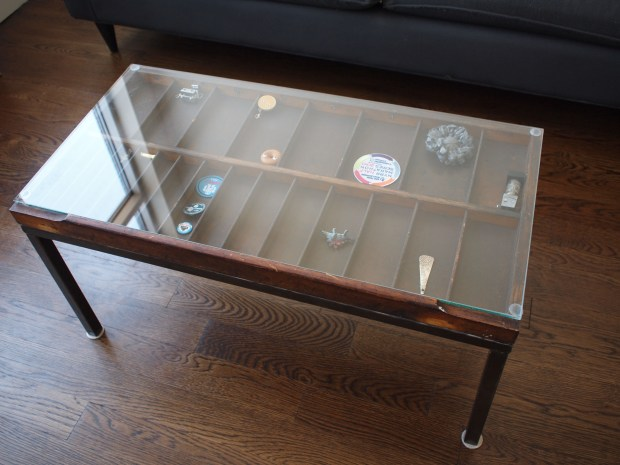 Make a Typecase into a Coffee&nbsp;Table