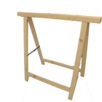Wooden Frame for Giant Bubble Machine