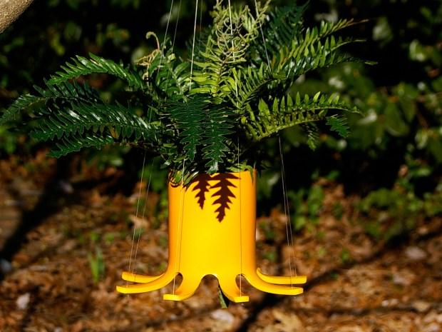 PVC Plant Holder